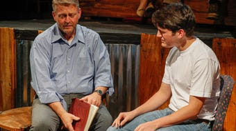 Preview: Catholic Boy Blues at Indy Eleven Theatre  in IndyFringe on Thursday, June 13, 2019.