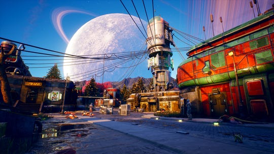"""The Outer Worlds"" will release on Oct. 25, 2019, on PlayStation 4, Xbox One and PC."