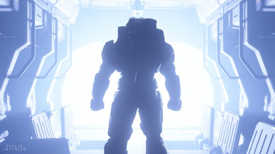 """""""Halo: Infinite"""" will launch alongside Microsoft's next-generation console, codenamed """"Project Scarlett,"""" during Holiday 2020."""