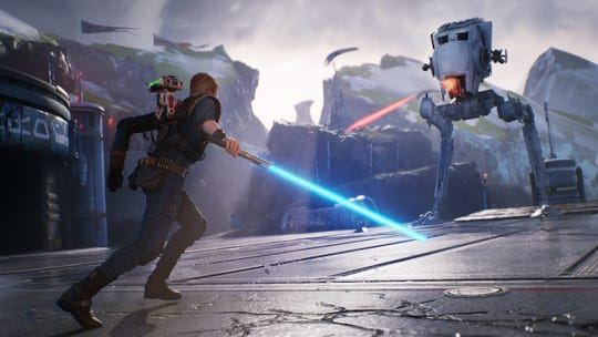 """Star Wars Jedi: Fallen Order"" will hit PlayStation 4, Xbox One and PC on Nov. 15, 2019."