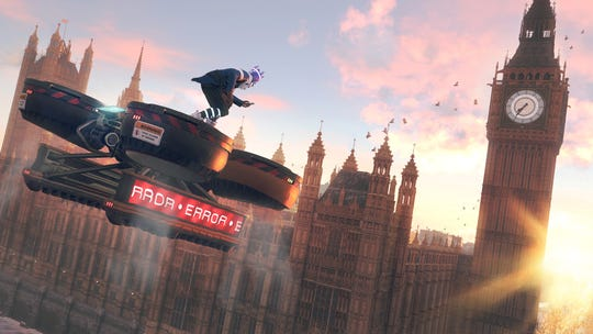 "The London-set ""Watch Dogs: Legion"" will arrive on PlayStation 4, Xbox One and PC on March 6, 2020."