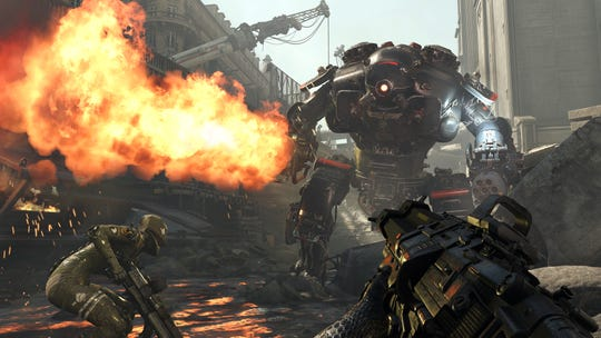 """""""Wolfenstein: Youngblood"""" will be released July 26 on PlayStation 4, Xbox One, Switch and PC."""