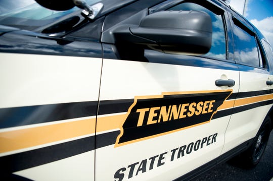 Tennessee Highway Patrol car at the THP Knoxville Headquarters in Knoxville, Tennessee on Thursday, June 13, 2019.