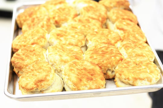 Due to popular demand, Weigel's will continue to serve its traditional-style biscuit at the new Gibbs store.
