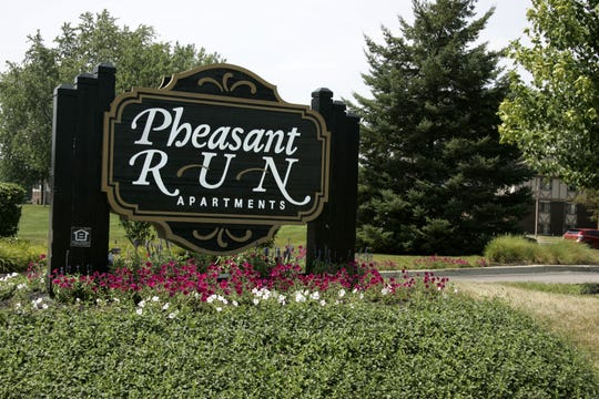 Someone rummaged through three parked cars at Pheasant Run Apartments early Wednesday, according to police bulletins. A fourth car was stolen from the apartment complex.