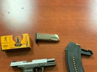Opelousas Police arrests 16-year-old arrested in connection with possession of gun