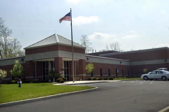 This Eagle-Gazette file photo shows the Multi-County Juvenile Detention Center in Lancaster.
