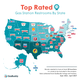 Top Rated Restrooms in Every State