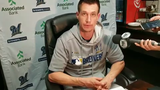 Brewers manager Craig Counsell talks about winning despite the strong performance by Astros pitcher Justin Verlander
