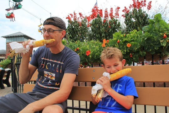 The Wisconsin State Fair offers fun for every budget.