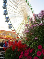 The WonderFair Wheel, North America's largest traveling Ferris Wheel, will return to the Wisconsin State Fair this year.