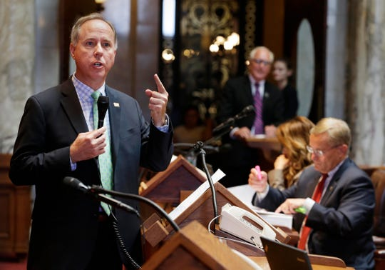 "Assembly Speaker Robin Vos said Wednesday that climate change is ""probably"" real, but he criticized a task force Gov. Tony Evers created to study it."