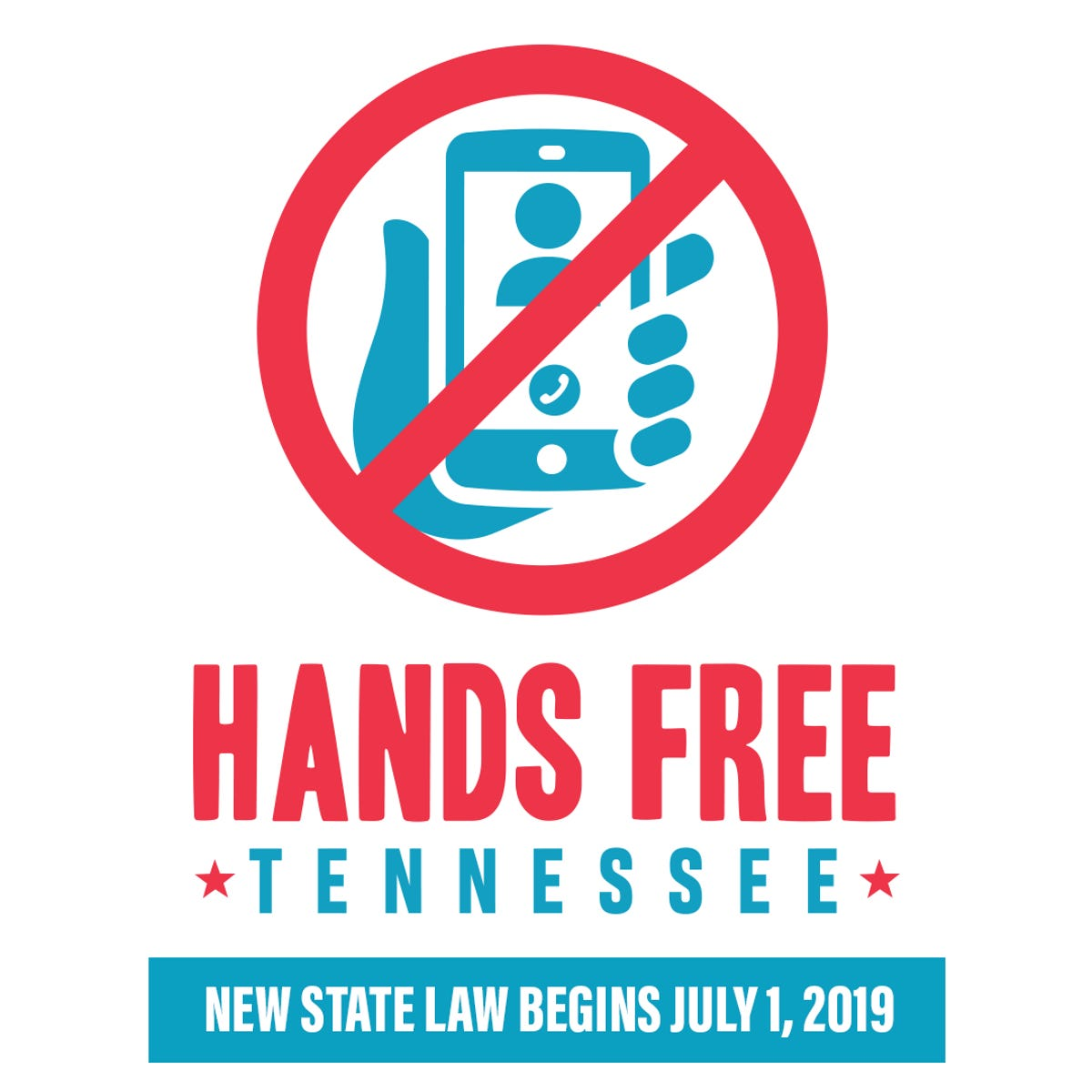 Hands free Tennessee: Distracted driving law — what you need to know