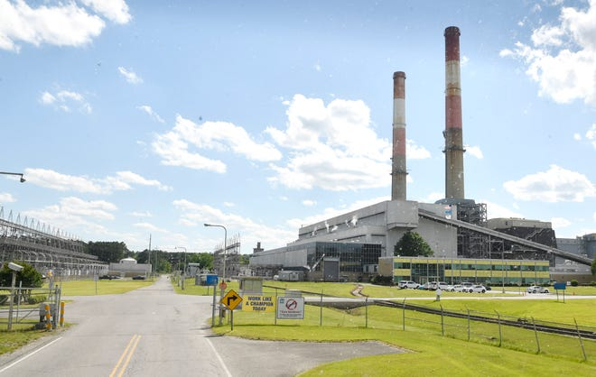 TVA's Gallatin Fossil Plant has operated for more than six decades and powers about 565,000 homes.