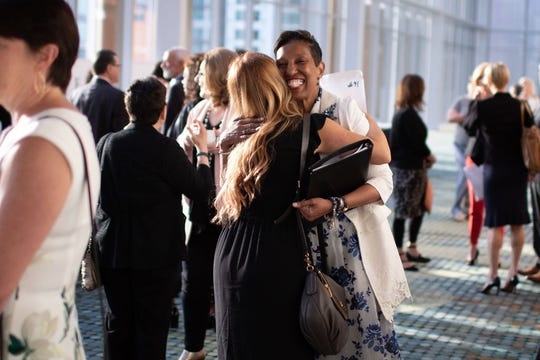 Scenes from the YWCA Spring Breakfast, April 30, 2019, at Music City Center in downtown Nashville.