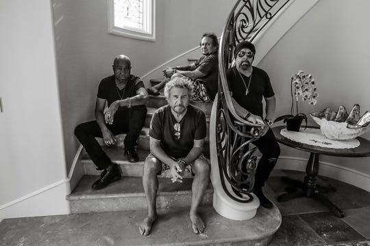 Sammy Hagar & the Circle will perform Nov. 2, 2019, at Hertz Arena in Estero, Florida.