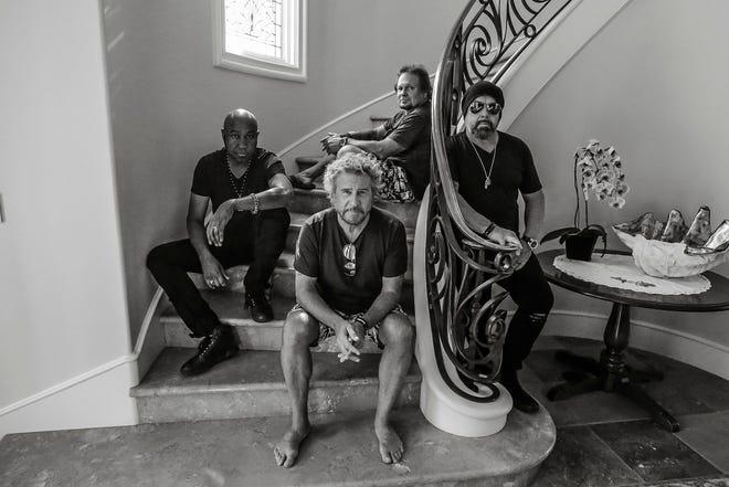 Sammy Hagar & the Circle will perform Nov. 2, 2019, at Hertz Arena in Estero, Florida.