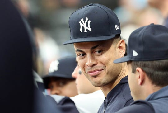 The New York Yankees could be getting back outfielder Giancarlo Stanton  Tuesday, manager Aaron Boone said before Thursday's series opener at the Chicago White Sox.