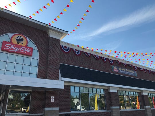 The new ShopRite in New Milford, a mile down the road from the long-existing one, opened on June 13 after a ribbon cutting the day before.