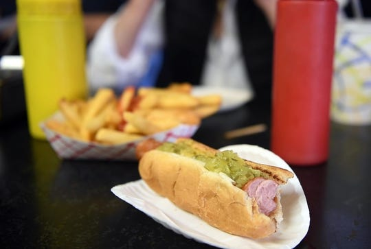 Hiram's, a humble roadside joint, was a favorite of Anthony Bourdain.