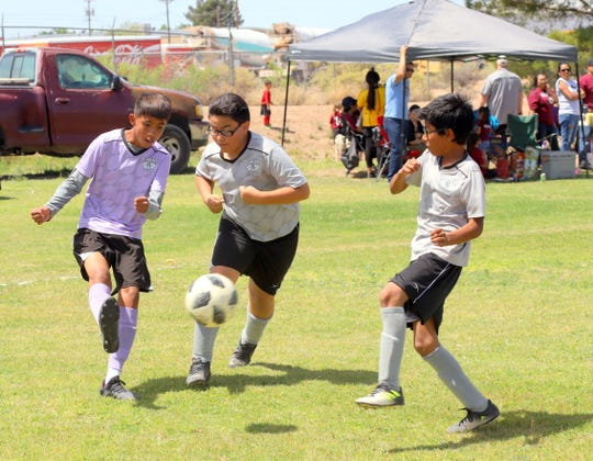 The Deming Youth Soccer League welcomes boys and girls, ages 4 to 14 to sign up for the 2019 fall season online.