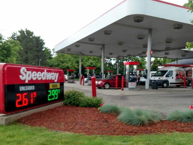 Speedway Plans Bigger Gas Station At 14 Mile Haggerty In Novi
