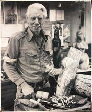 Ernie Maxwell founded the Idyllwild Town Crier in 1946.