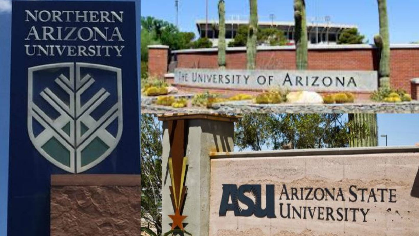 These university employees are Arizona's top-paid public employees