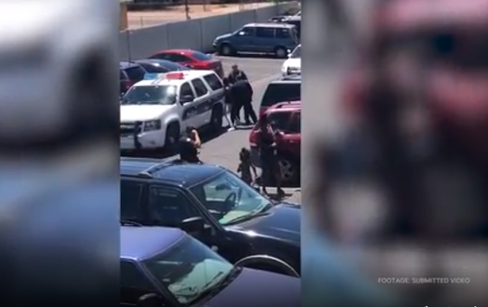 A Phoenix couple is demanding $10 million from the city of Phoenix claiming officers used excessive force and threatened to shoot them in an escalating encounter caught on video.