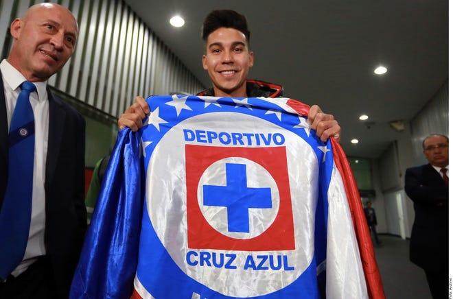 Guillermo 'Pol' Fernández, refuerzo de Cruz Azul.