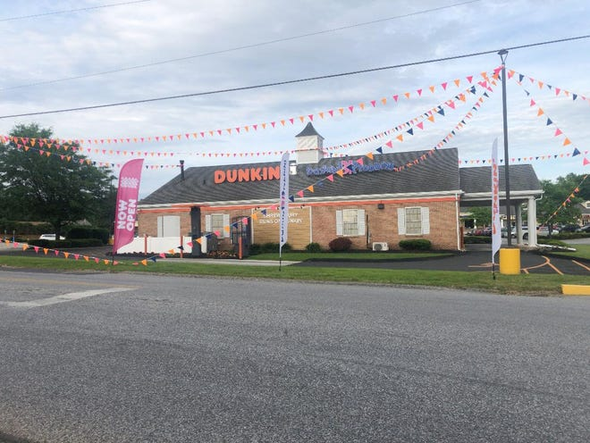 The new Dunkin' and Baskin Robbins will open Saturday, June 15.