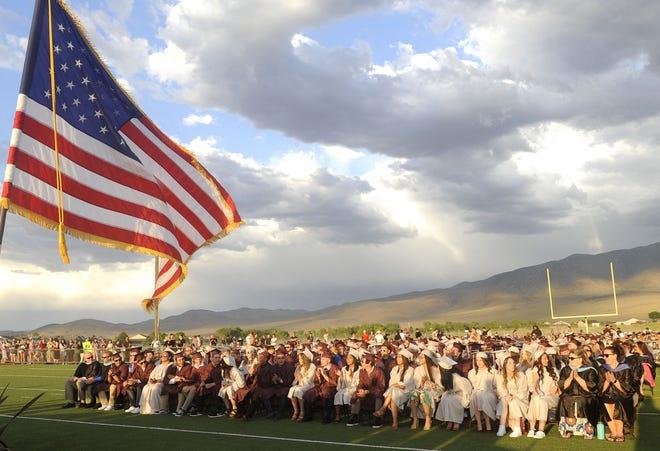 Around 150 Dayton teens graduated Wednesday night.