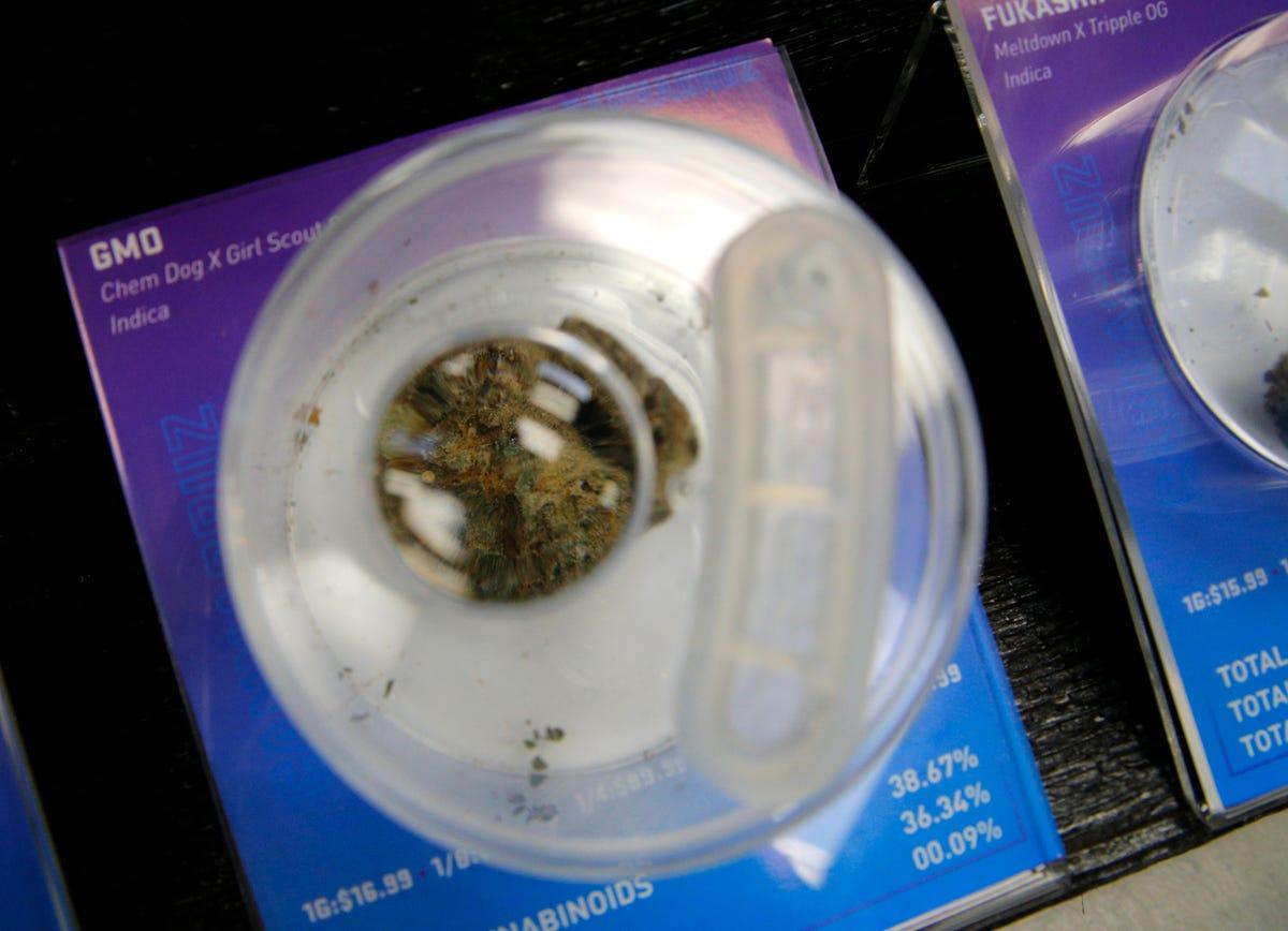 Santa Cruz cannabis now for sale at Salinas' third weed dispensary
