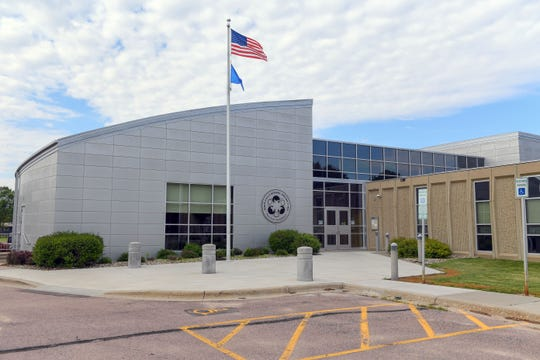 The Sioux Falls School District administration office, the Instructional Planning Center, is located at 201 E 38th Street, shown here Thursday, June 13, 2019 in Sioux Falls.
