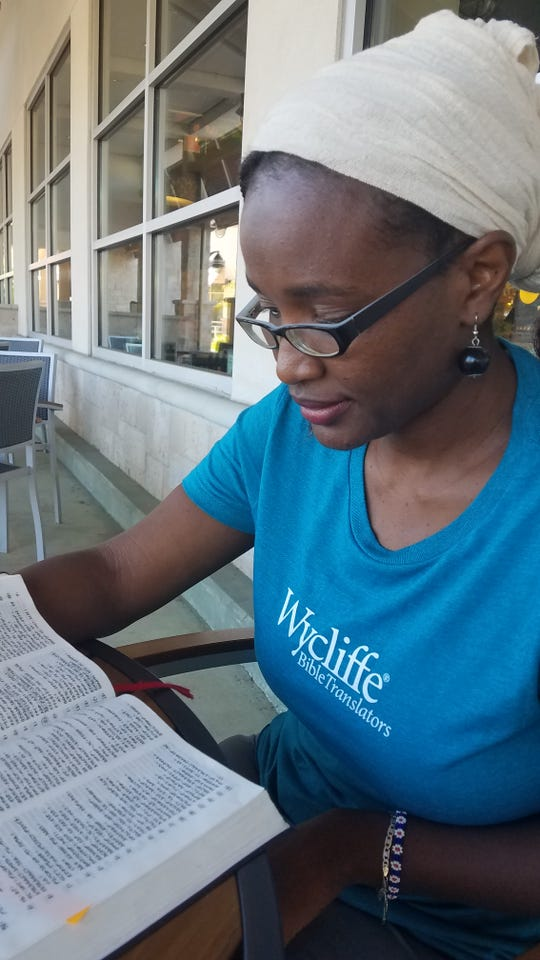 Mariyam Yohannis is Ethiopian Bible translator Wycliffe Bible Translators, is back in