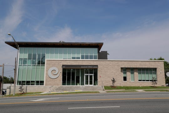 Envision Credit Union's new two-story, 10,000 square-foot, full-service financial center at 600 N. Monroe Street is now open.