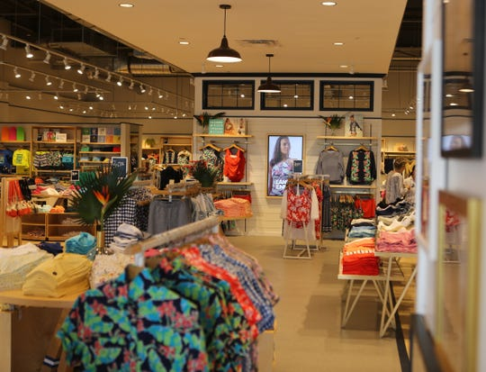 Lands' End, an American clothing and home décor retailer, is currently conducting a soft opening at its new site at the Christiana Fashion Center.  A formal grand opening is planned at the end of June.