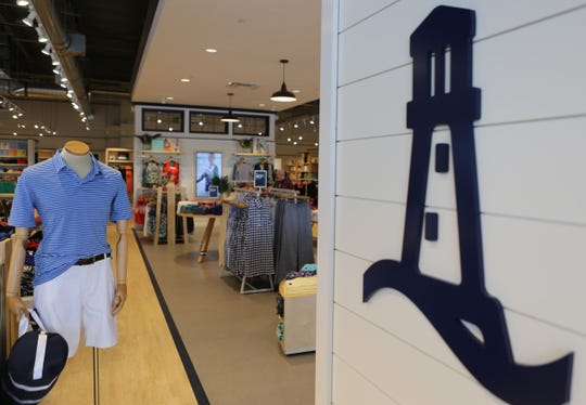 Lands' End, an American clothing and home décor retailer, is currently conducting a soft opening at its new site at the Christiana Fashion Center.