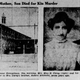 Delaware history: A cold case is solved, and a mother and son are hanged for murder