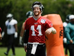 After 3 rocky seasons, Carson Wentz holds key to Eagles' Super Bowl hopes