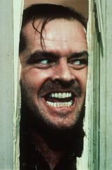 "Here's Jack. Jack Nicholson played an unforgettable role in ""The Shining."""
