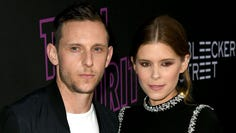 Kate Mara reveals that before she welcomed a daughter with Jamie Bell she miscarried.