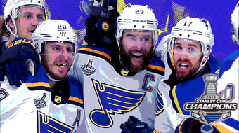 SportsPulse: The St. Louis Blues have made history in winning their first ever Stanley Cup. As Kevin Allen puts it, no city in America deserves it more.
