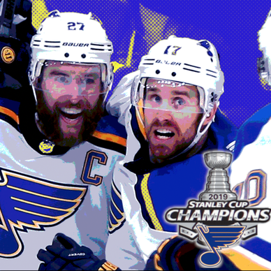 Gloria glory: No city deserves a Stanley Cup more than St  Louis