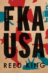 Reed King's weird, problematic 'FKA USA' imagines a dystopian U.S. ruled by corporations