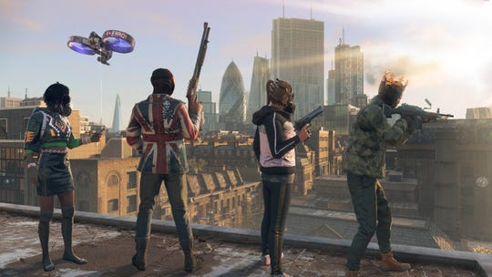 Watch Dogs Legion: Due out in 2020, this ambitious game lets you play as anyone you see walking around the in-game London, which will affect the storyline and missons.