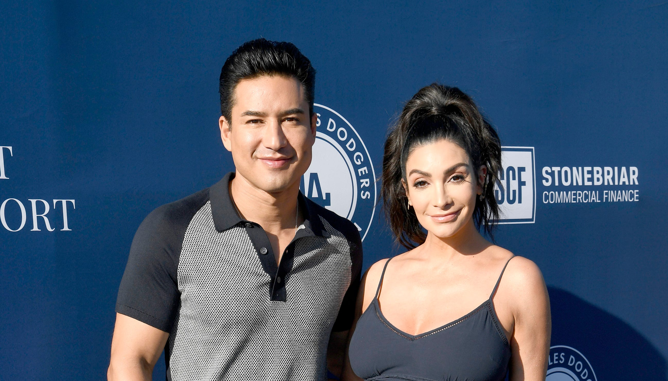Mario Lopez And Wife Courtney Mazza Welcome Son Santino Rafael