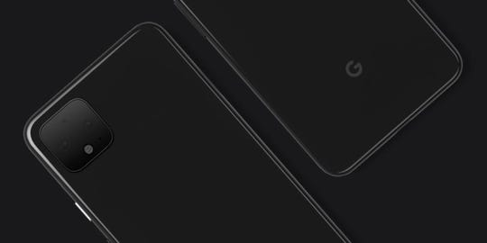 Meet the Pixel 4.