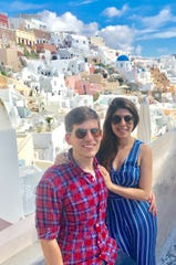 Riley Adams, with his wife, Dr. Lily Adelzadeh, invests in higher-risk fixed-income assets through LendingClub, an investing platform.