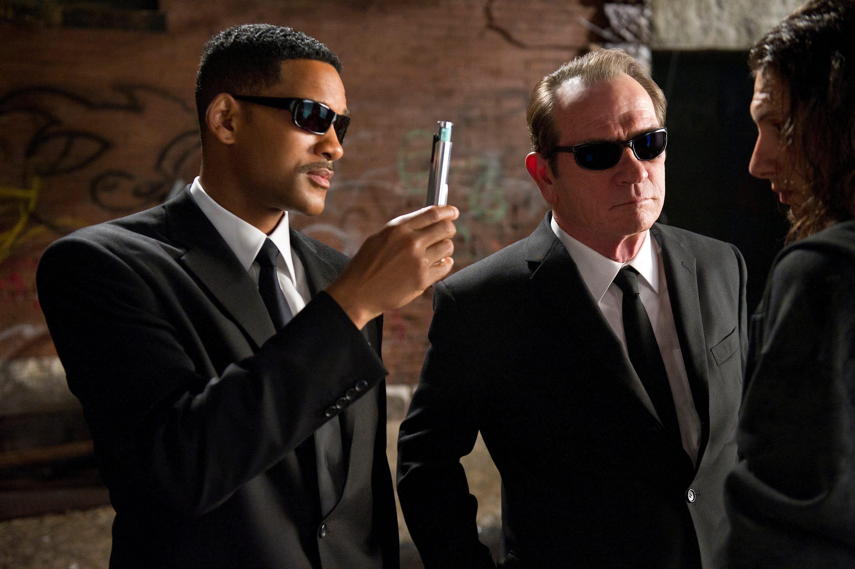 Agent J & Agent K